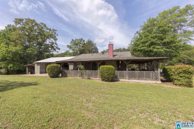 79 Lakeview Cir, Harpersville, AL 35078 (MLS #811739) :: Williamson Realty Group
