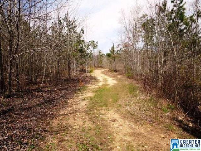 37 acres Sardis Rd 37 Acres, Cragford, AL 36255 (MLS #811864) :: LIST Birmingham