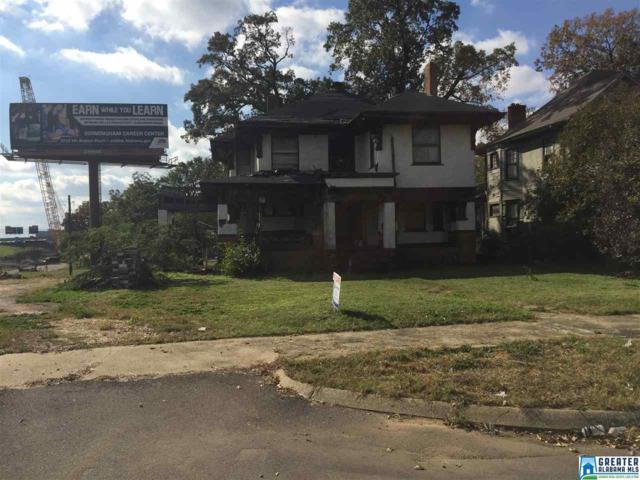 1122 29TH ST N Vacant Lot, Birmingham, AL 35234 (MLS #812110) :: LIST Birmingham