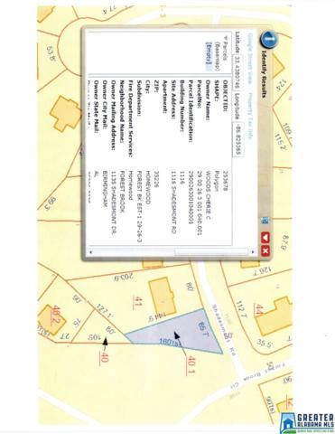 1116 Shadesmont Rd #3, Homewood, AL 35226 (MLS #812210) :: LIST Birmingham