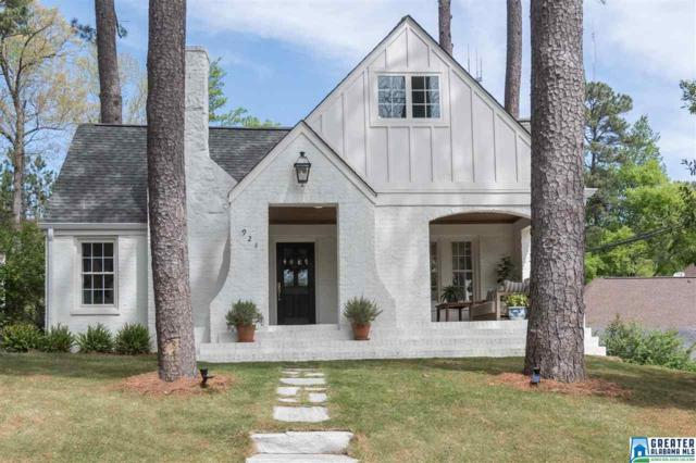 924 Irving Rd, Homewood, AL 35209 (MLS #813055) :: LIST Birmingham