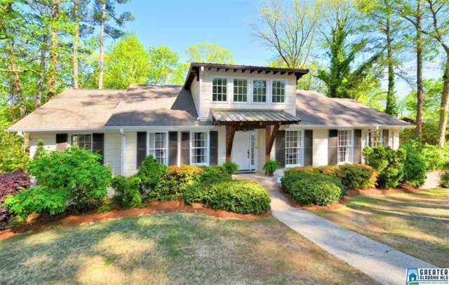 1624 Ridge Rd, Homewood, AL 35209 (MLS #813207) :: LIST Birmingham