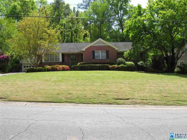 1727 Kensington Rd, Homewood, AL 35209 (MLS #813270) :: The Mega Agent Real Estate Team at RE/MAX Advantage