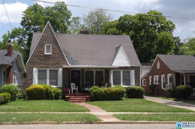 1108 Graymont Ave W, Birmingham, AL 35204 (MLS #813420) :: LIST Birmingham