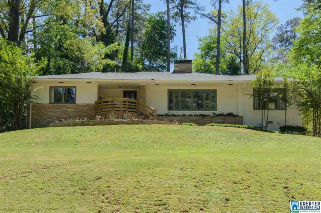 3867 Cove Dr, Mountain Brook, AL 35213 (MLS #813648) :: LIST Birmingham