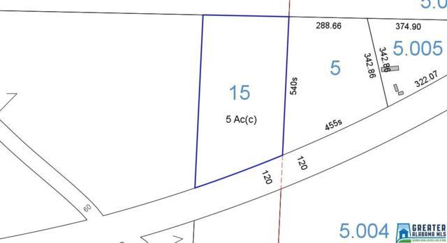 Sylacauga Millerville Hwy 5 Acres, Millerville, AL 36267 (MLS #813691) :: Josh Vernon Group
