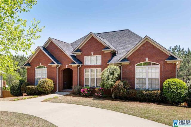 750 Ridgefield Way, Odenville, AL 35120 (MLS #813731) :: Josh Vernon Group