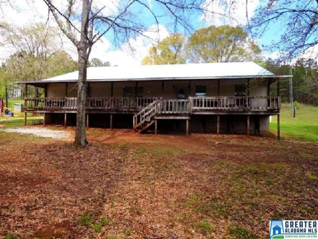 533 Fosters Bridge Rd, Delta, AL 36268 (MLS #813920) :: LIST Birmingham