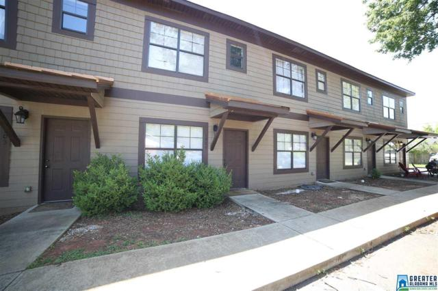 1911 6TH AVE #3, Tuscaloosa, AL 35401 (MLS #813974) :: LIST Birmingham