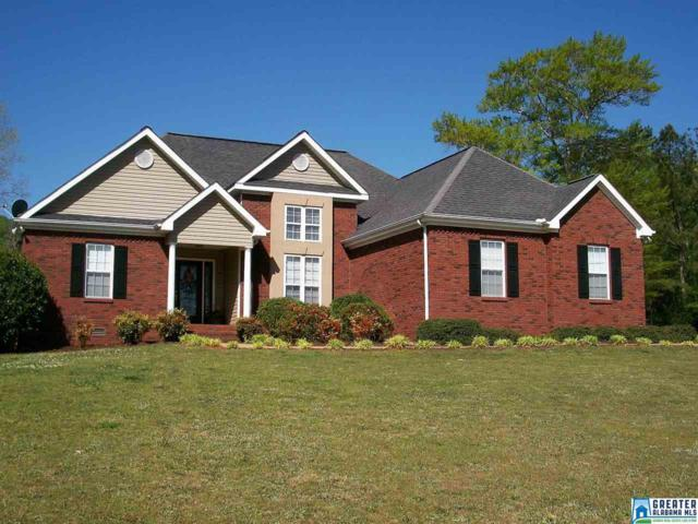93 Mount Eagle Ln, Anniston, AL 36207 (MLS #813981) :: LIST Birmingham