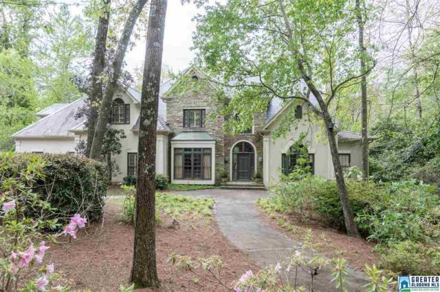 2109 Caldwell Mill Trc, Mountain Brook, AL 35243 (MLS #814075) :: The Mega Agent Real Estate Team at RE/MAX Advantage