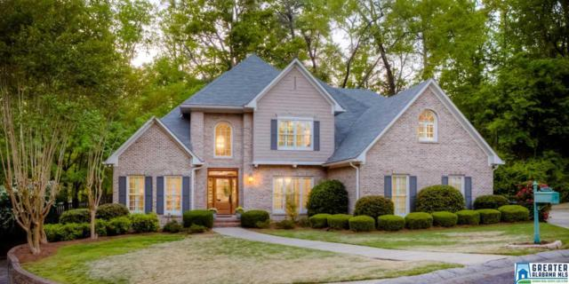 1800 Surrey Oaks Ln, Vestavia Hills, AL 35243 (MLS #814529) :: The Mega Agent Real Estate Team at RE/MAX Advantage