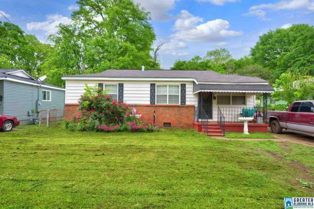1912 Grant Ave SW, Birmingham, AL 35211 (MLS #814686) :: Brik Realty