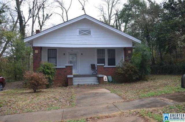 611 Goodwin Ave, Anniston, AL 36207 (MLS #814744) :: The Mega Agent Real Estate Team at RE/MAX Advantage