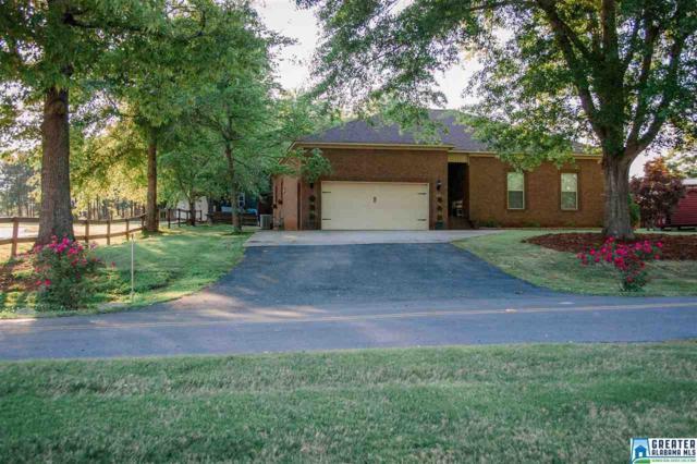 165 Pine View Cir, Cropwell, AL 35054 (MLS #814825) :: Brik Realty