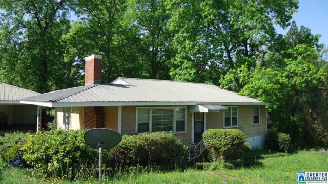 610 W 42ND ST, Anniston, AL 36206 (MLS #815246) :: Josh Vernon Group