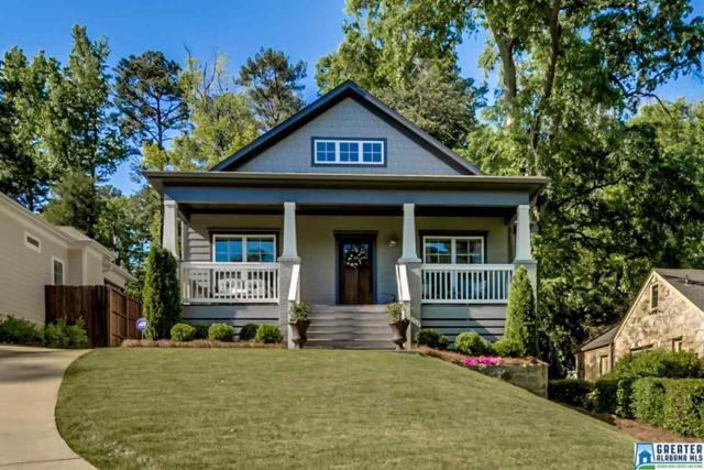 1098 Saulter Rd, Homewood, AL 35209 (MLS #815587) :: Josh Vernon Group