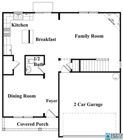 305 Creekside Cir, Pelham, AL 35124 (MLS #816058) :: Josh Vernon Group