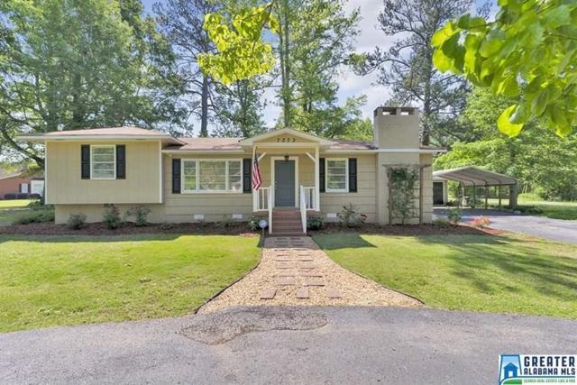7373 Old Springville Rd, Pinson, AL 35126 (MLS #816150) :: Josh Vernon Group