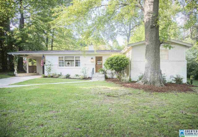 2117 Pine Crest Dr, Vestavia Hills, AL 35216 (MLS #816391) :: LIST Birmingham