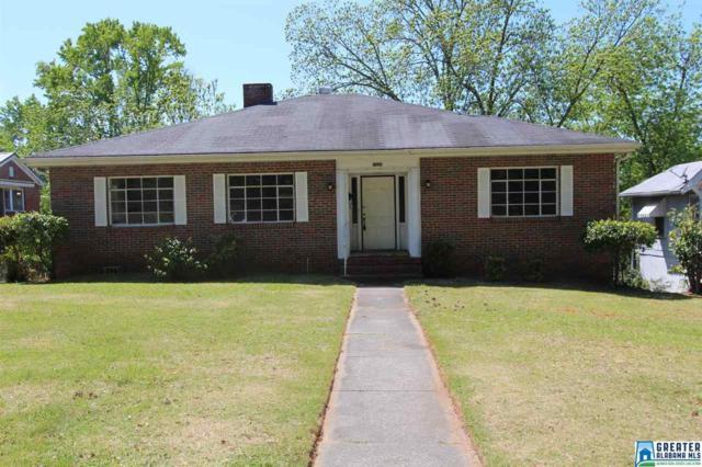 1504 Woodstock Ave, Anniston, AL 36207 (MLS #816673) :: Josh Vernon Group