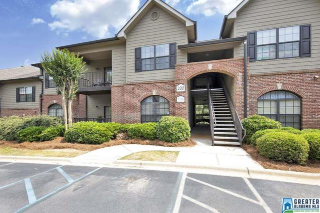 206 Sterling Oaks Dr #206, Hoover, AL 35244 (MLS #816726) :: The Mega Agent Real Estate Team at RE/MAX Advantage