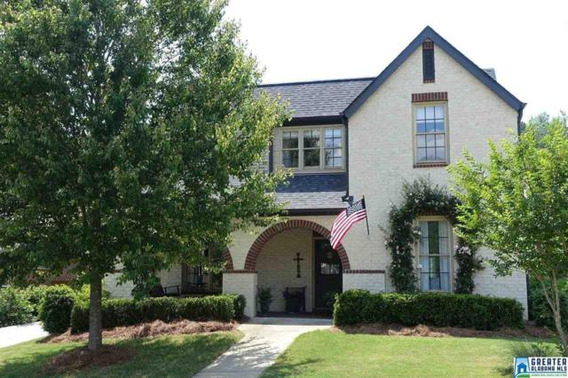 3701 James Hill Terr, Hoover, AL 35226 (MLS #816824) :: Brik Realty