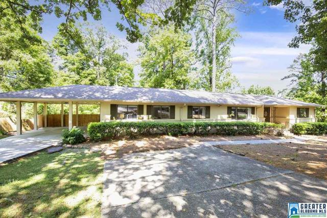 4456 Dolly Ridge Rd, Vestavia Hills, AL 35243 (MLS #816861) :: Brik Realty