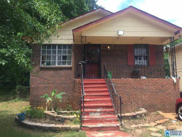 1860 Francis Ave SW, Birmingham, AL 35211 (MLS #817098) :: Brik Realty