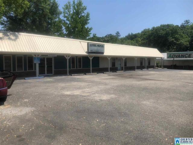 804 7TH ST N, Clanton, AL 35045 (MLS #817200) :: Josh Vernon Group
