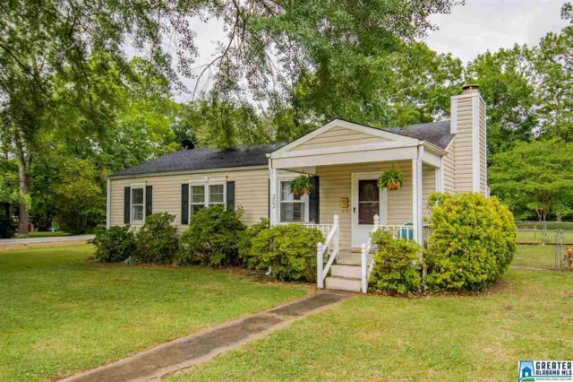 202 Kay Ave, Trussville, AL 35173 (MLS #817477) :: Josh Vernon Group