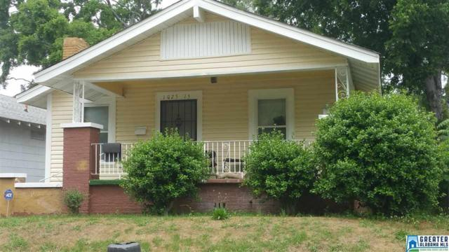 1025 15TH ST SW, Birmingham, AL 35211 (MLS #817505) :: LIST Birmingham