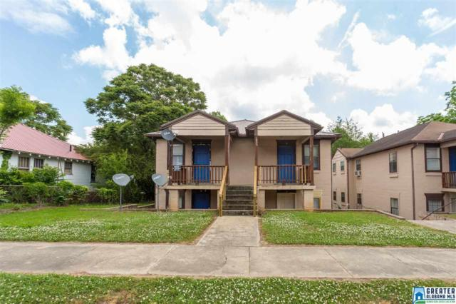 1813 Moore Ave, Anniston, AL 36201 (MLS #817659) :: Josh Vernon Group