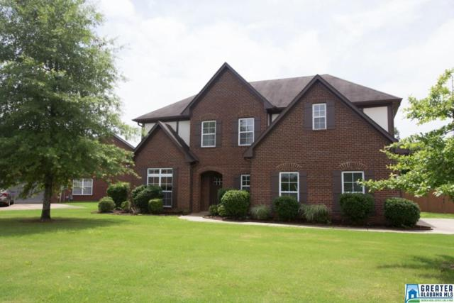 1016 Princeton Park, Montevallo, AL 35115 (MLS #818326) :: The Mega Agent Real Estate Team at RE/MAX Advantage