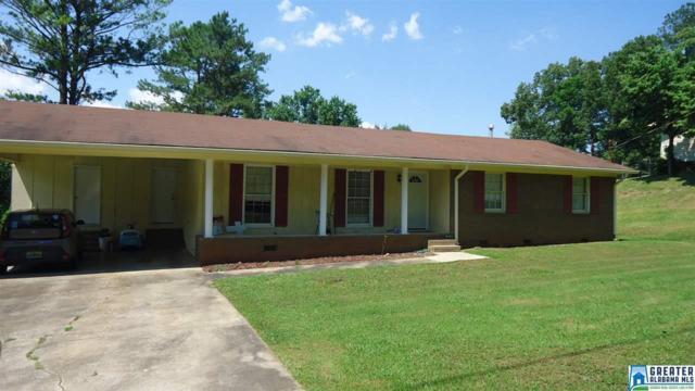 101 Carriage Rd, Anniston, AL 36206 (MLS #819207) :: Josh Vernon Group