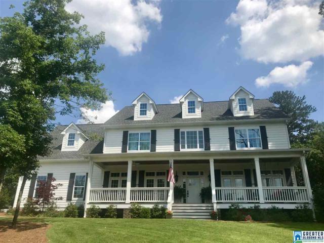 1002 Camp Forrest Cir, Helena, AL 35080 (MLS #819427) :: Jason Secor Real Estate Advisors at Keller Williams