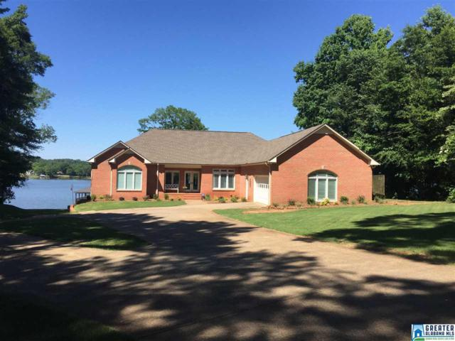 455 Eagle Point Dr, Pell City, AL 35128 (MLS #819449) :: Brik Realty
