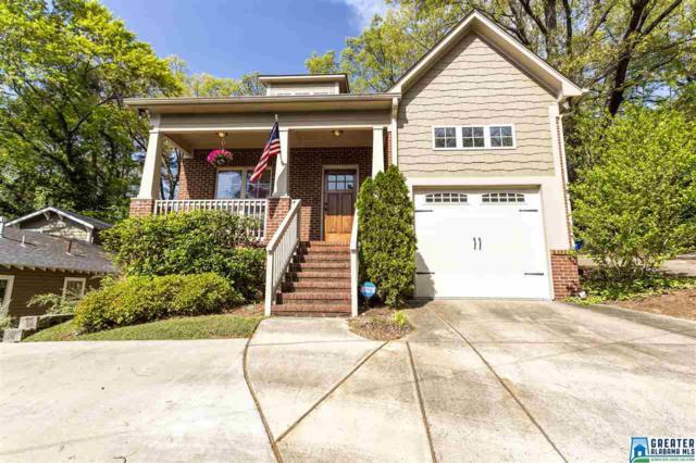 2760 16TH PL, Homewood, AL 35209 (MLS #819453) :: Jason Secor Real Estate Advisors at Keller Williams
