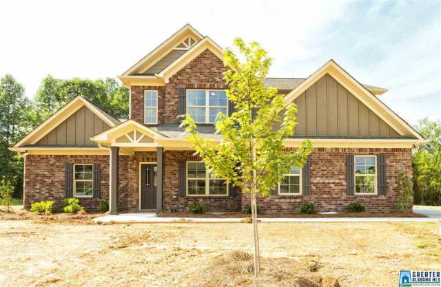 2018 Enclave Dr, Trussville, AL 35173 (MLS #819659) :: The Mega Agent Real Estate Team at RE/MAX Advantage