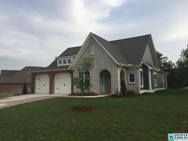 1400 Overlook Dr, Trussville, AL 35173 (MLS #819833) :: The Mega Agent Real Estate Team at RE/MAX Advantage