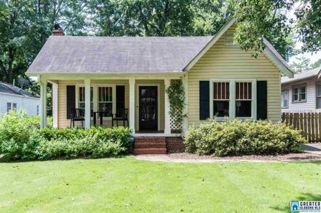 1007 Irving Rd, Homewood, AL 35209 (MLS #819898) :: Jason Secor Real Estate Advisors at Keller Williams