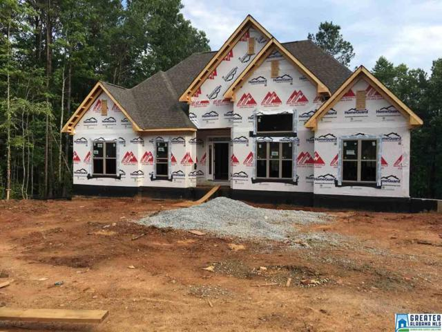 155 Bent Creek Dr, Pelham, AL 35043 (MLS #819920) :: The Mega Agent Real Estate Team at RE/MAX Advantage