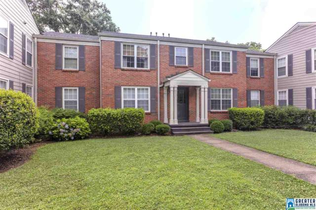 207 Fox Hall Rd 207-B, Mountain Brook, AL 35213 (MLS #819924) :: Jason Secor Real Estate Advisors at Keller Williams