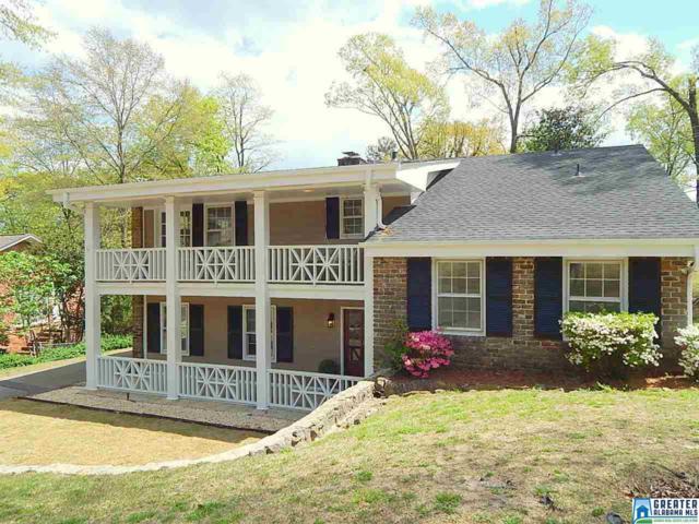 3717 Locksley Dr, Mountain Brook, AL 35213 (MLS #819932) :: Jason Secor Real Estate Advisors at Keller Williams