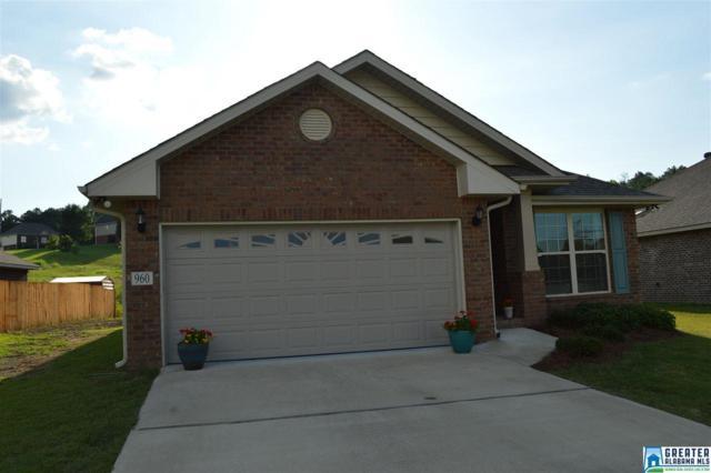 960 Clover Ave, Odenville, AL 35120 (MLS #819984) :: Brik Realty