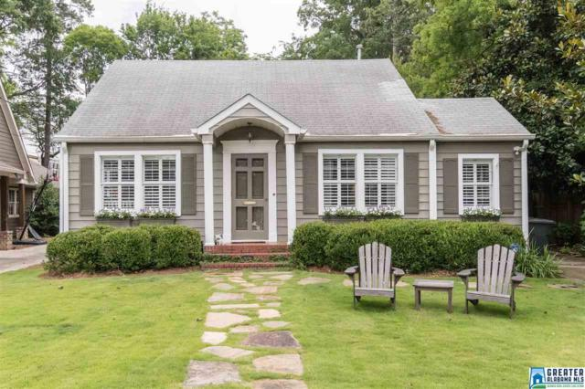 1606 Grove Pl, Homewood, AL 35209 (MLS #820032) :: Jason Secor Real Estate Advisors at Keller Williams