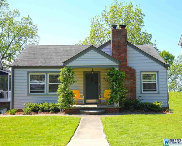 903 Highland Rd, Homewood, AL 35209 (MLS #820261) :: Brik Realty
