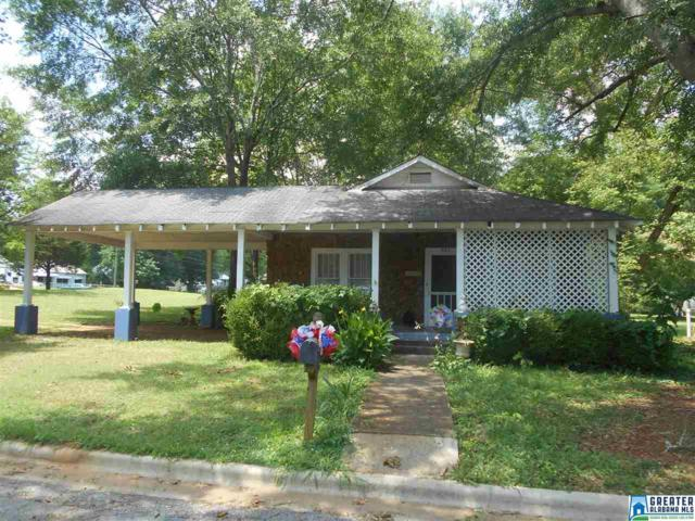 807 Central Ave, Talladega, AL 35160 (MLS #820270) :: The Mega Agent Real Estate Team at RE/MAX Advantage