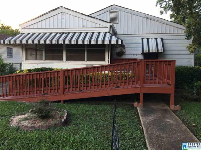 6712 Martin Luther King Dr, Fairfield, AL 35064 (MLS #821282) :: Williamson Realty Group