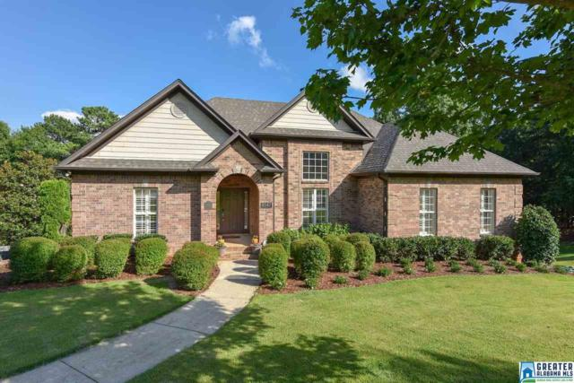 8561 Carrington Lake Crest, Trussville, AL 35173 (MLS #821378) :: Josh Vernon Group